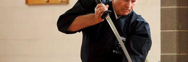 Stage Piervittorio Pozzo 20-10-13: dallo Iaido all'Aikido
